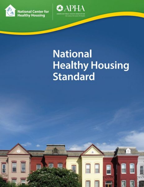National Healthy Housing Standard [Cover Image]