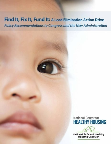 Find It, Fix It, Fund It: Policy Recommendations to Congress and the New Administration