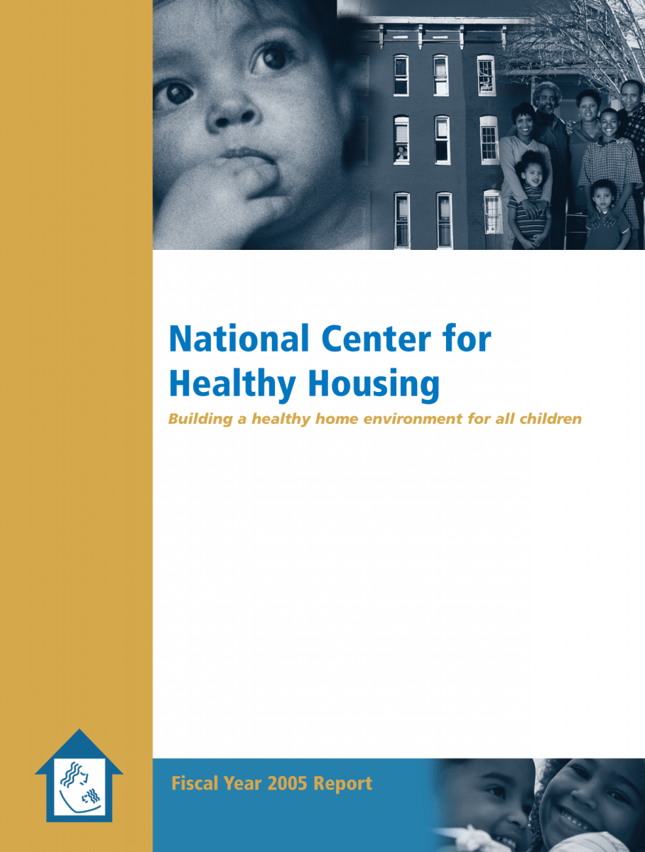 NCHH Annual Report 2004-2005