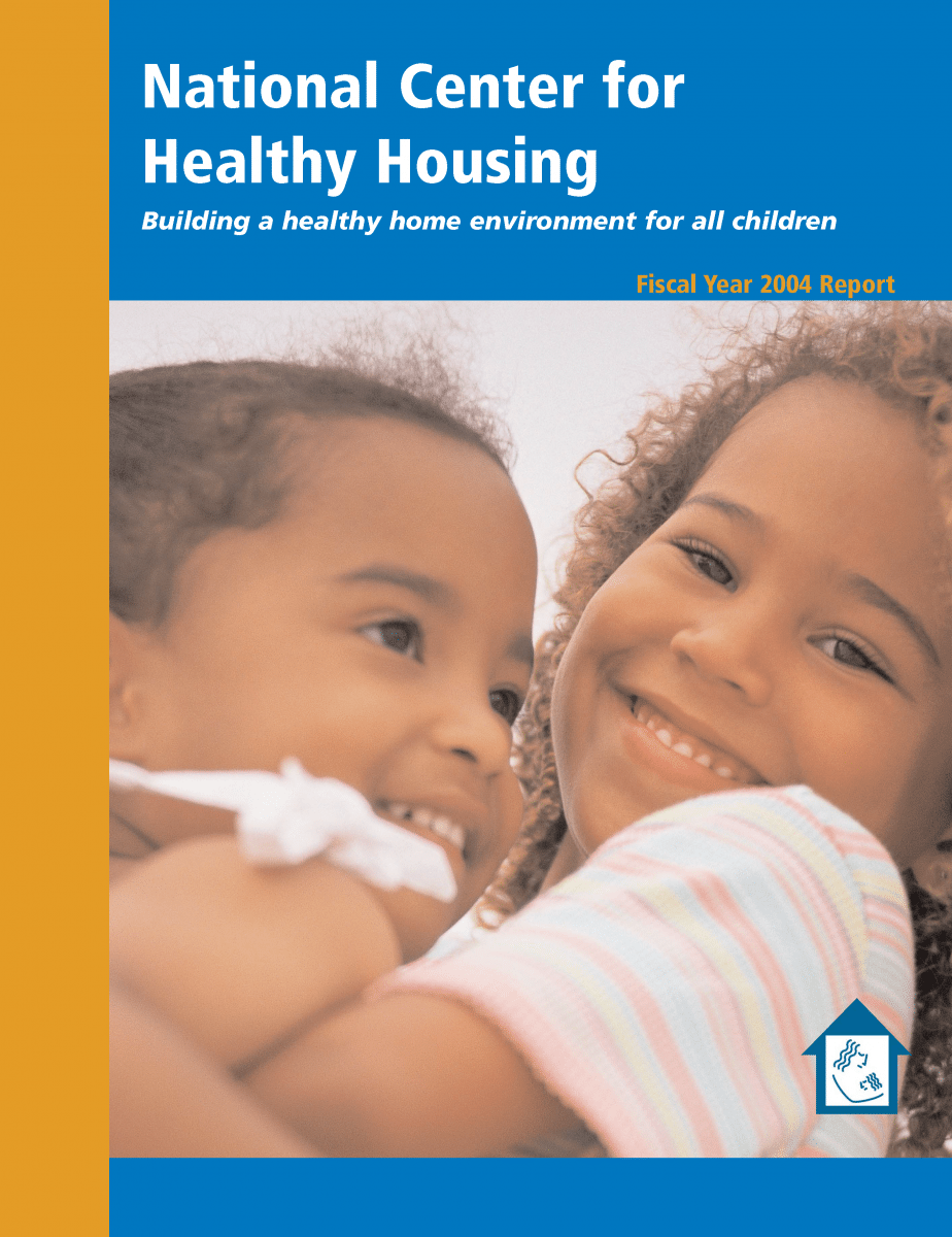 NCHH Annual Report 2003-2004