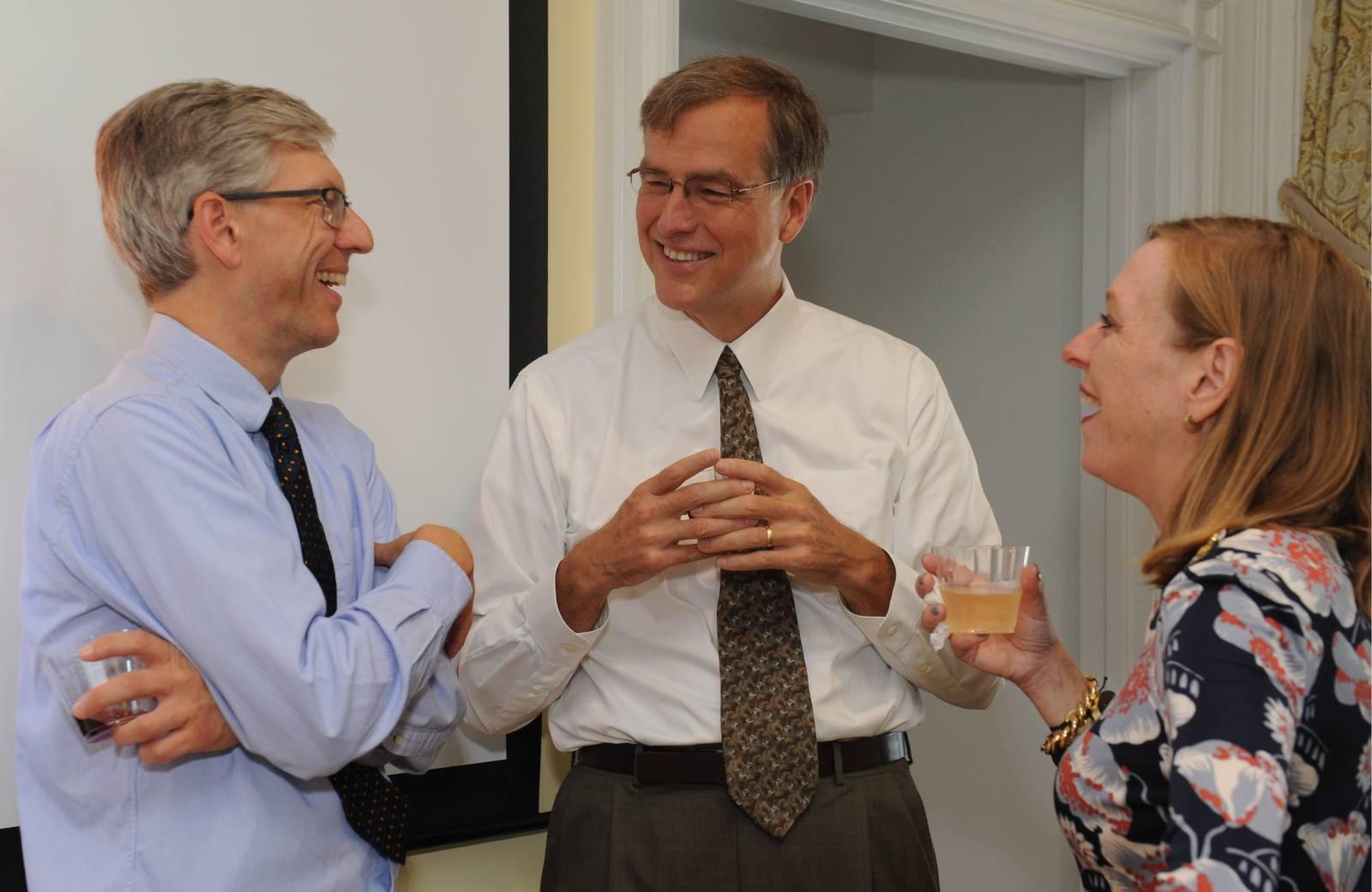 Jonathan Wilson, Tom Neltner, and Darcy Scott