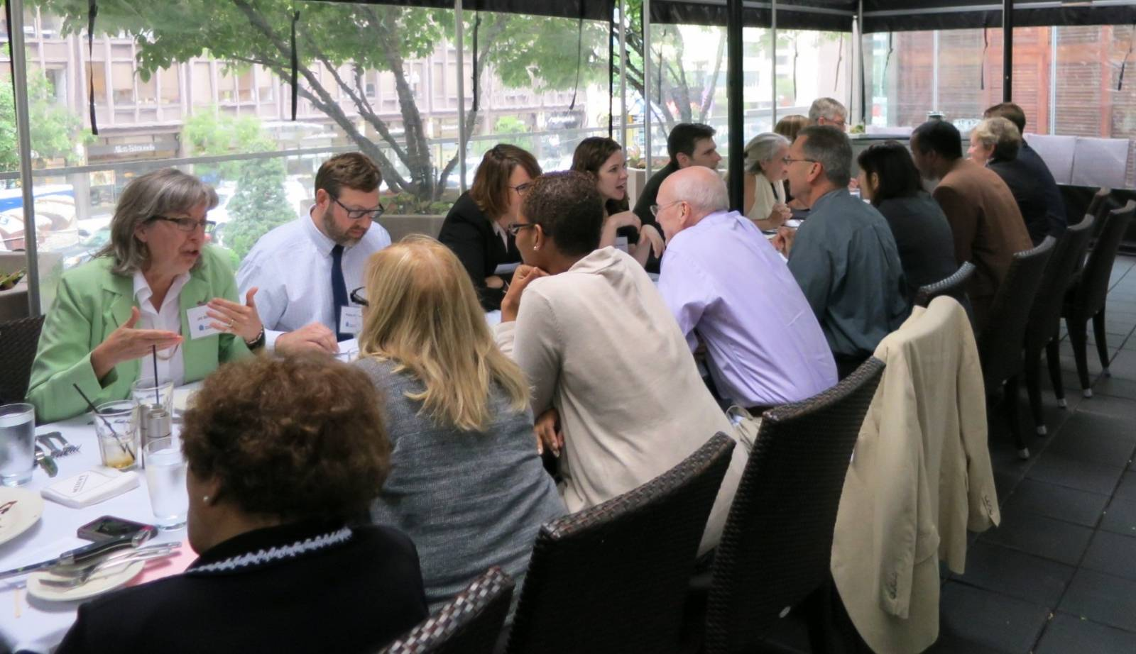 NCHH Staff & Board Speed Dating Event