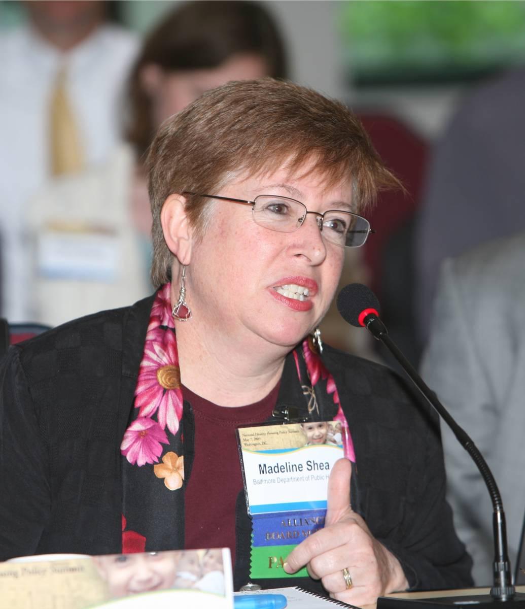 Madeleine Shea