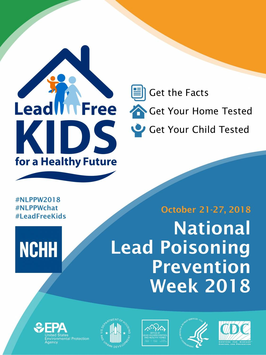 national lead poisoning prevention week nchh