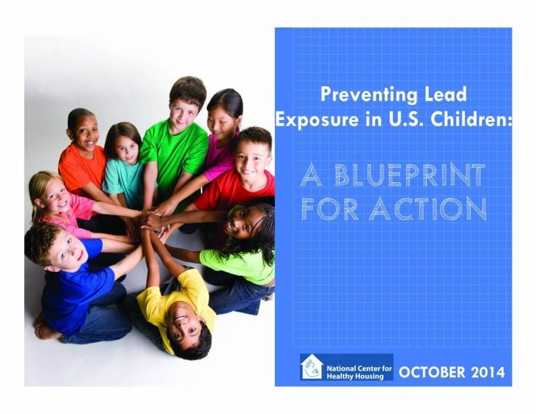 Preventing Lead Exposure in U.S. Children: A Blueprint for Action
