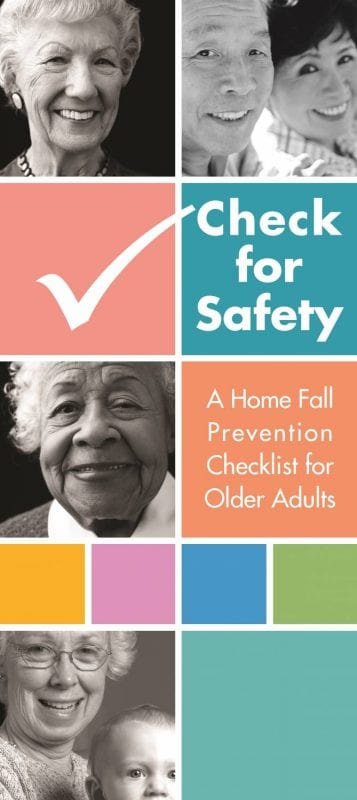CDC Check for Safety