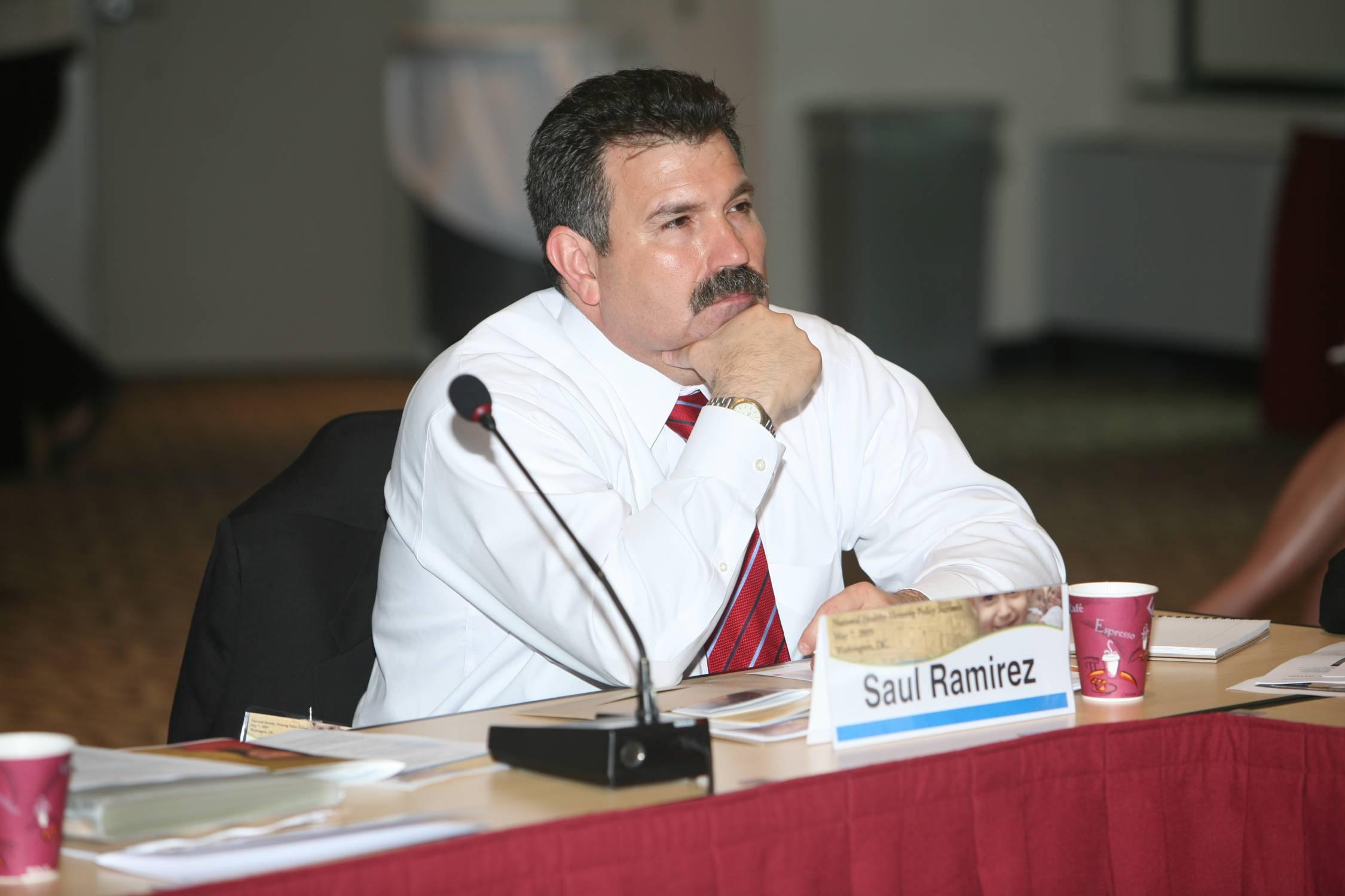 Saúl Ramirez, NCHH Board