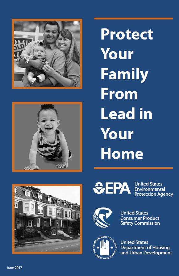 Protect Your Family from Lead in Your Home (2017 Edition)