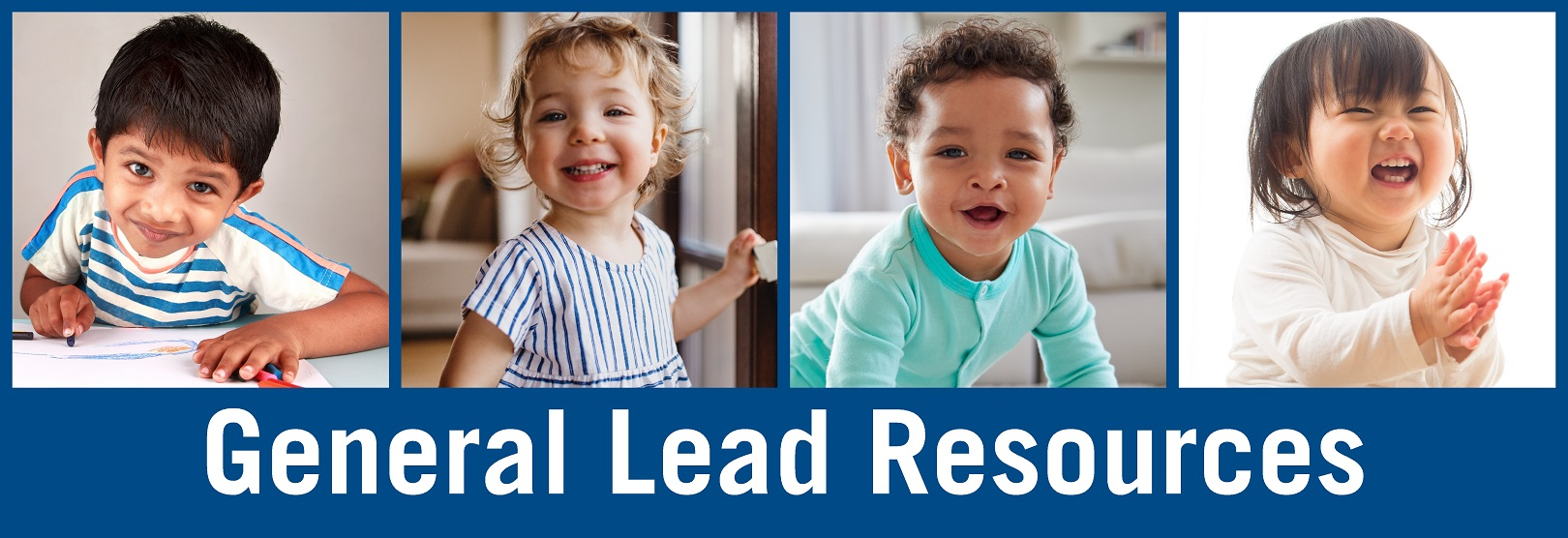 Lead-Safe Toolkit for Home-Based Child Care: General Lead Resources