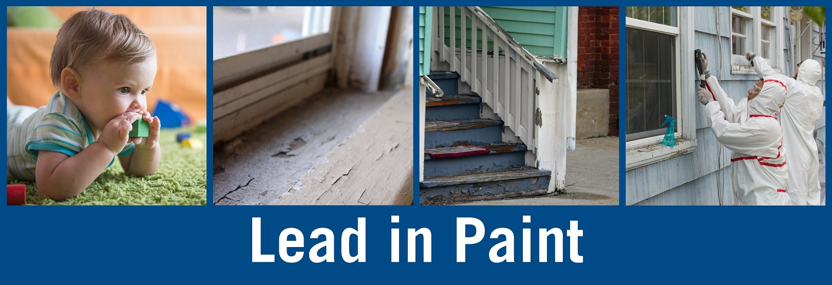 Lead-Safe Toolkit for Home-Based Child Care: Lead in Paint