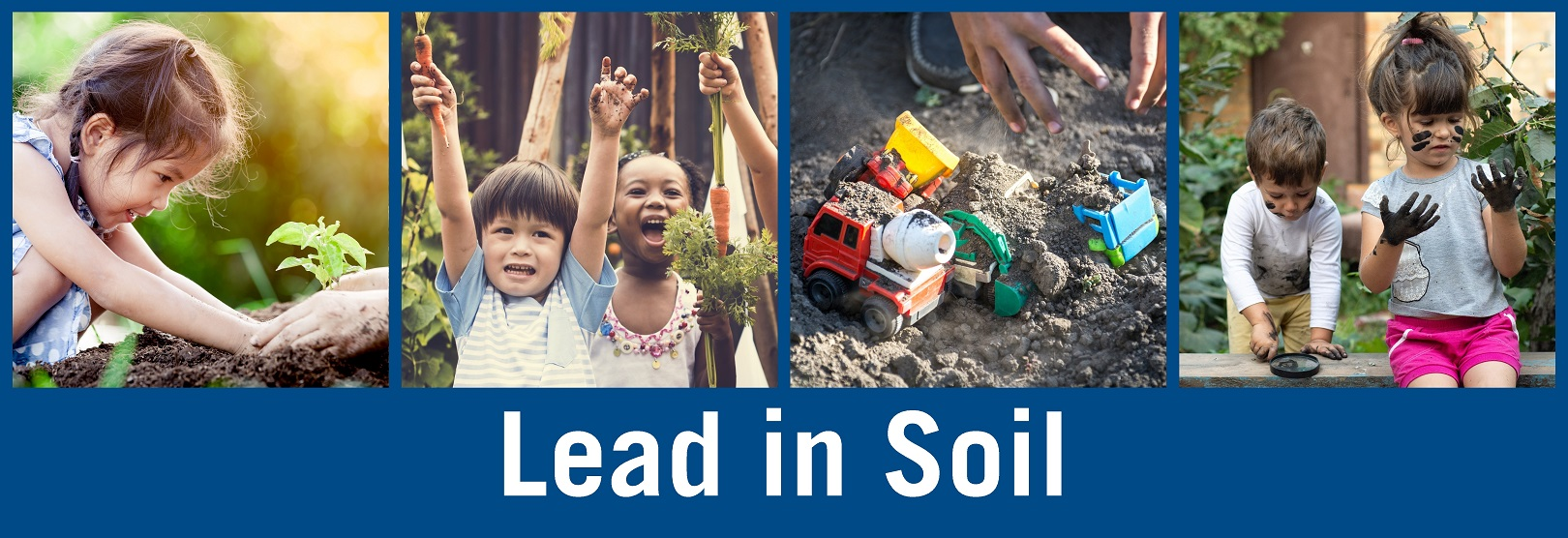Lead-Safe Toolkit for Home-Based Child Care: Lead in Soil