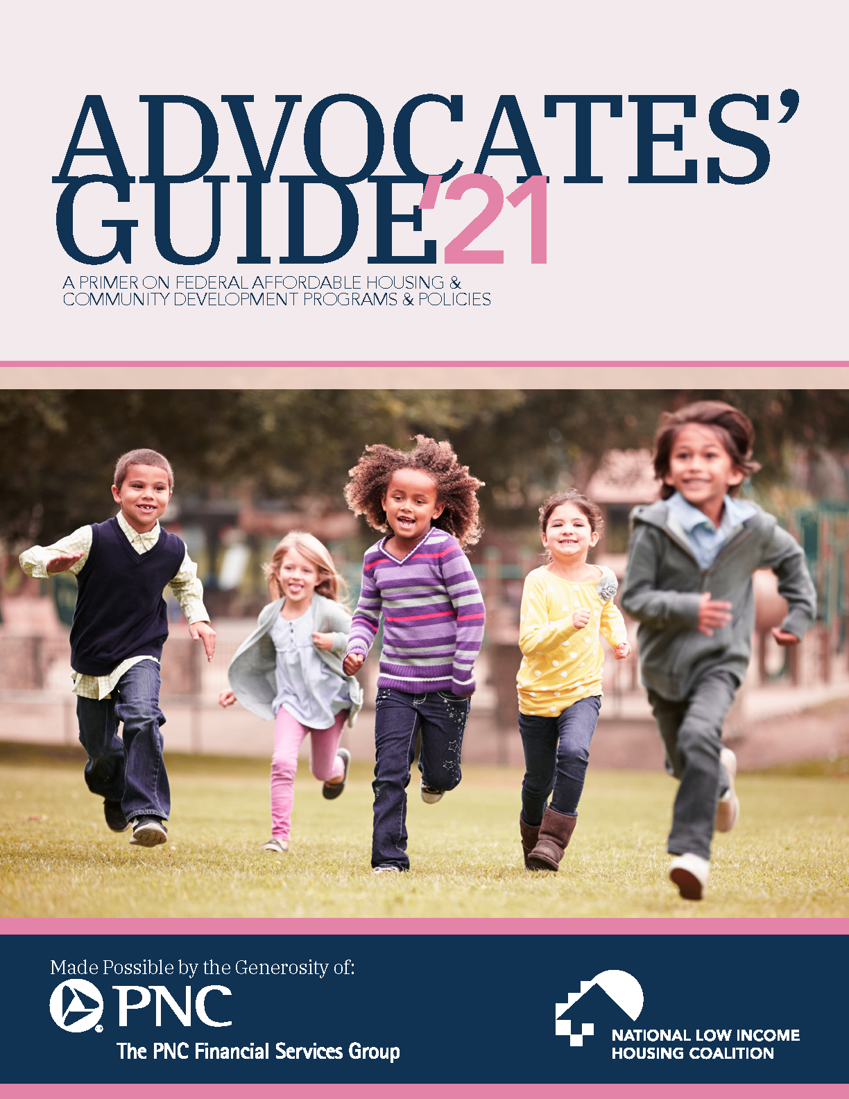 NLIHC Advocates' Guide to Housing and Community Development 2021