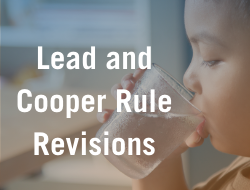 Lead and Copper Rule - Boy Drinking Water