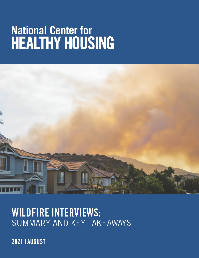 Wildfire Interviews: Summary and Key Takeaways