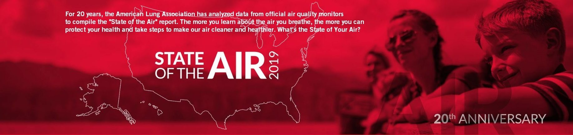 The Air Outside Your Door – New Report Gives Letter Grades for Community Air Quality