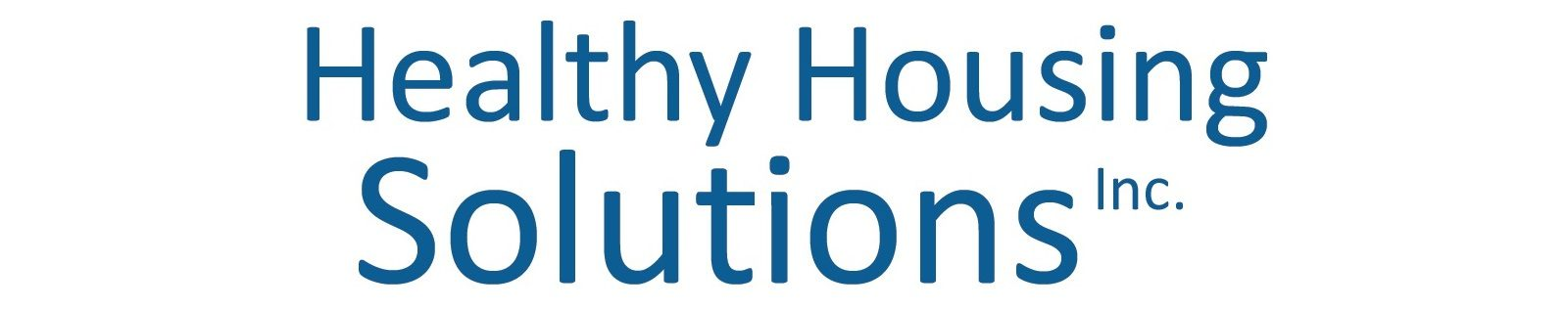 About Healthy Housing Solutions